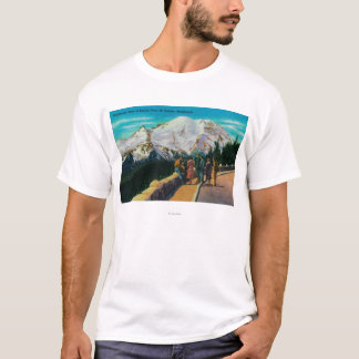 Inspiration Point at Sunrise Park T-Shirt