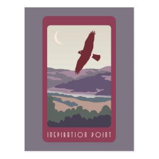 Inspiration Point postcard