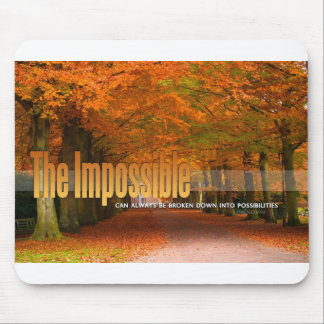 Inspiration   Possibilities Mouse Pad
