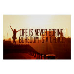Inspirational and motivational quotes posters
