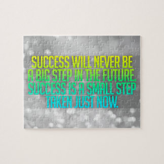 Inspirational and motivational quotes puzzle
