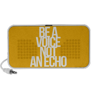 Inspirational and motivational quotes mp3 speaker