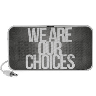Inspirational and motivational quotes mini speakers