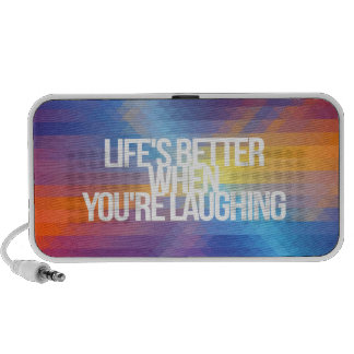 Inspirational and motivational quotes notebook speakers