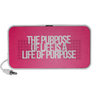 Inspirational and motivational quotes laptop speaker