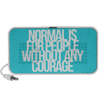 Inspirational and motivational quotes notebook speaker