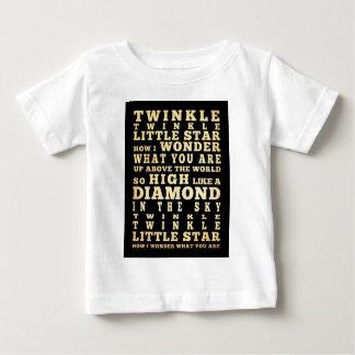 Inspirational Art - Nursery Rhyme. T Shirts