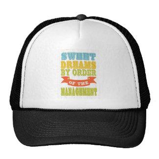 Inspirational Art - Sweet Dreams. Mesh Hat