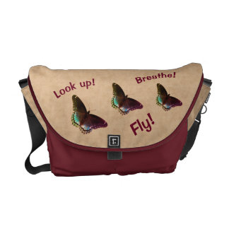 Inspirational Bag Medium- Rise Up Commuter Bag