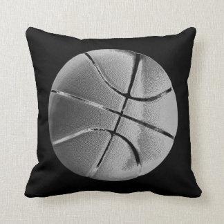 Inspirational Basketball Throw Pillow