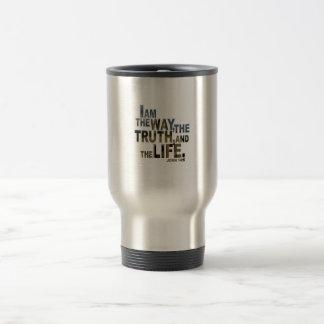 Inspirational Bible Verse Travel Mug