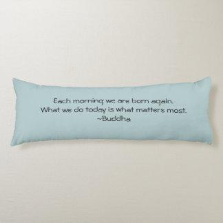Inspirational Body Pillow