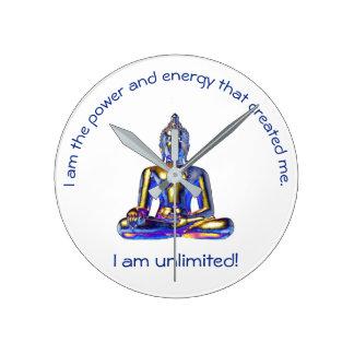 Inspirational Clock - Be You
