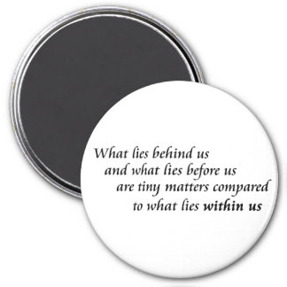 Inspirational confidence quotes magnets gifts