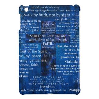 Inspirational Faith Bible Verses Case For The iPad Mini