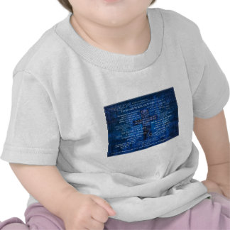 Inspirational Faith Bible Verses T-shirt