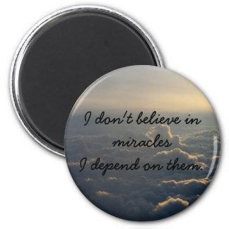Inspirational Flair 6 Cm Round Magnet