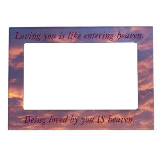 Inspirational Frame - Love Magnetic Photo Frames