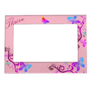 Inspirational Frame - Rise Up Frame Magnet