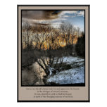 Inspirational Gifts Seasons of Our Lives Print