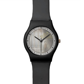 Inspirational - Heavenly Father - Senrenity Prayer Wrist Watch
