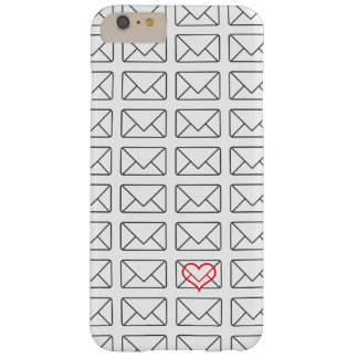 Inspirational I Love you note Barely There iPhone 6 Plus Case