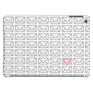 Inspirational I Love you note iPad Air Cover
