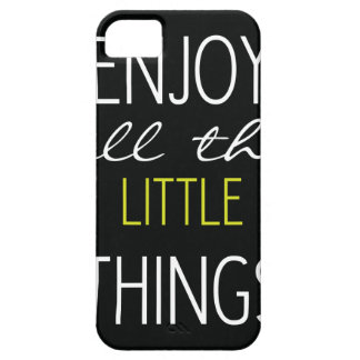 Inspirational typography iPhone 5 Cases