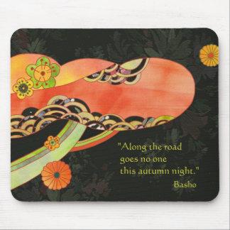 Inspirational Japanese Haiku Mouse Pad