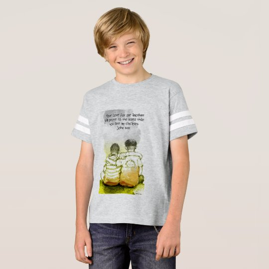 Inspirational Kids Tee Shirts
