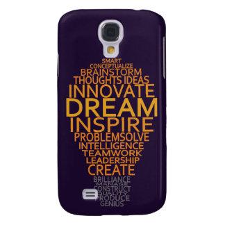 Inspirational Light Bulb custom HTC case