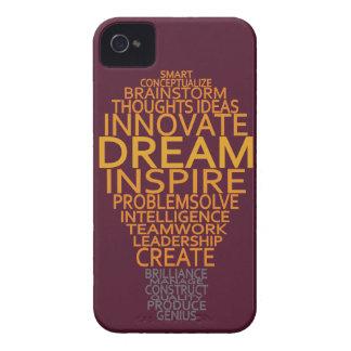 Inspirational Light Bulb custom iPhone case