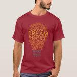 Inspirational Light Bulb shirts -. choose style