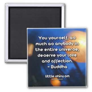 Inspirational Love and Affection Magnet