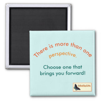 Inspirational Magnets - Keep Moving