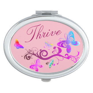 Inspirational Mirror - Rise Up Mirrors For Makeup