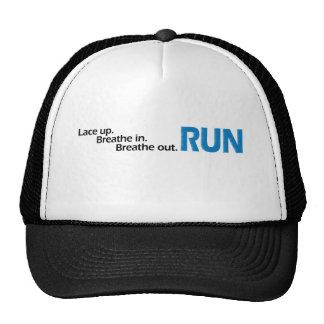 Inspirational & Motivational Gear for Runners Cap