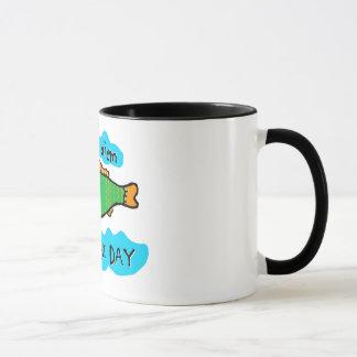 Inspirational Mug. Seize the Day! Or Seas the day! Mug