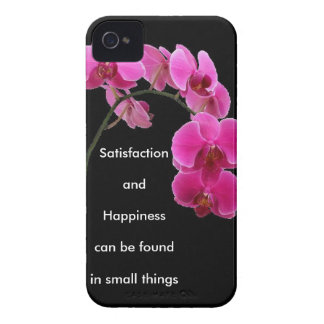 Inspirational Orchid Case-Mate iPhone 4 Case