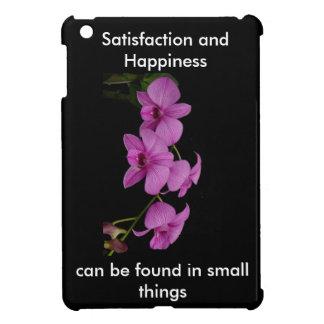 Inspirational Orchid iPad Mini Glossy Finish Case iPad Mini Cover