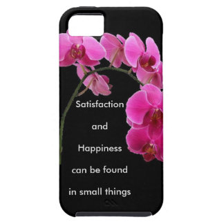 Inspirational Orchid iPhone 5 Cover