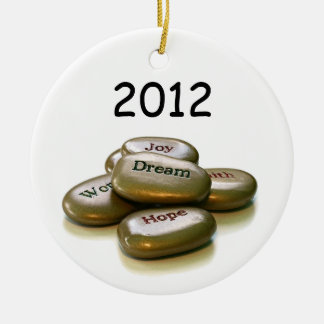 Inspirational Ornament 2012