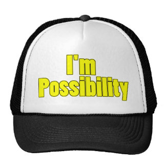 inspirational possibility cap