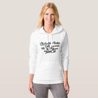 Inspirational Pullover Hoodie