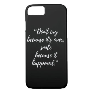 inspirational quote Case iphone popular Quote