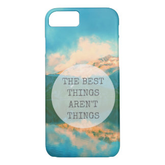 Inspirational quote iPhone 8/7 case