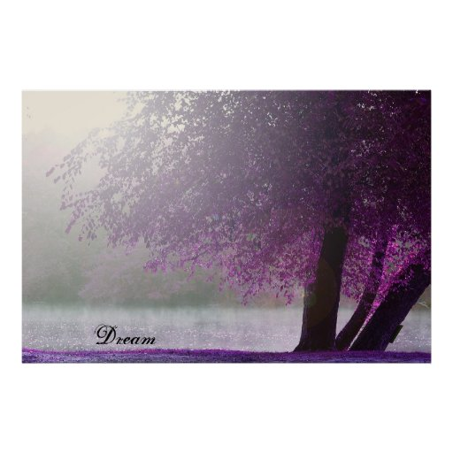 Inspirational Quotes Dream Poster