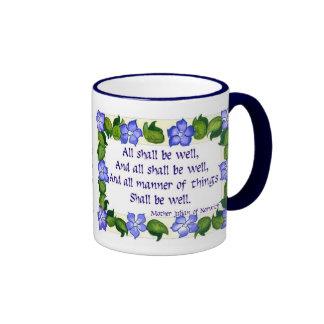 Inspirational Ringer Mug