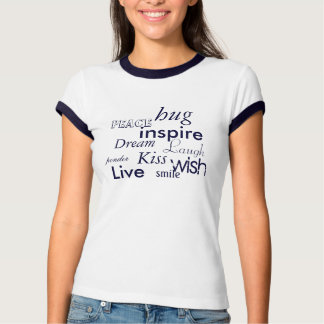 Inspirational Ringer T-Shirt