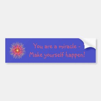 Inspirational Sticker - Be You Bumper Sticker